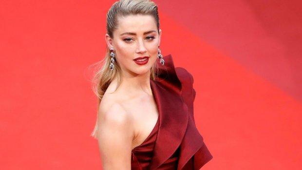 Amber Heard in de bres tegen wraakporno