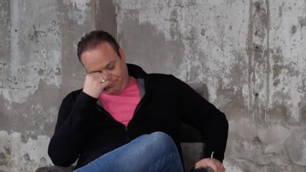 Heftig: Frans Bauer wordt geconfronteerd met zijn verleden