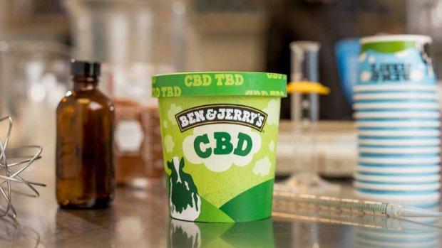 Ben & Jerry's maakt ijs met wietstofje 'voor de fans'