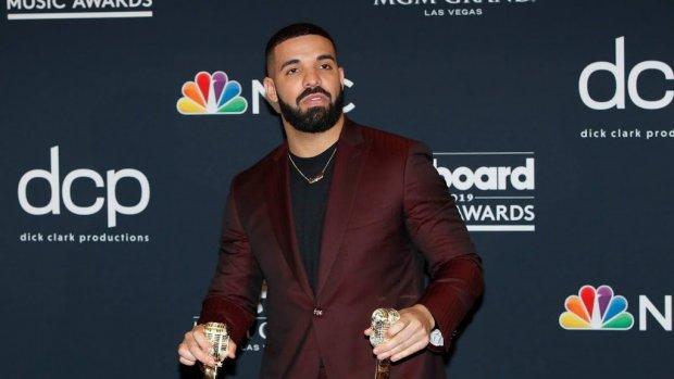 Drake kreeg zijn privéjet cadeau van vliegtuigmaatschappij