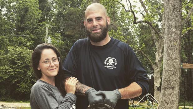 Teen Mom-Jenelle en man 'in therapie' om voogdij terug te winnen