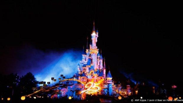 Disneyland Parijs beleeft eerste Gay Pride
