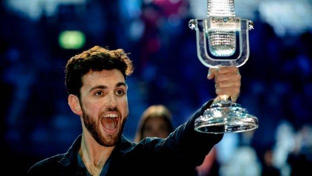 Duncan ziet zichzelf songfestival wel presenteren