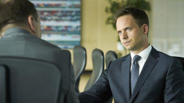 Patrick J. Adams maakt comeback in Suits