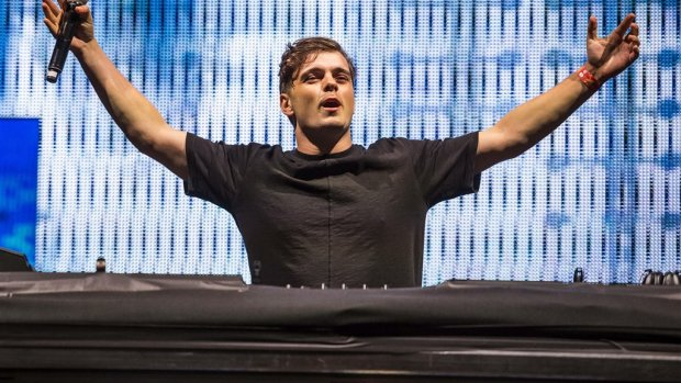 Martin Garrix cancelt al zijn shows