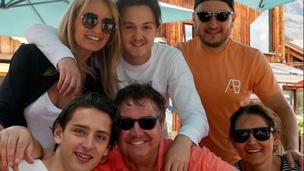 Familie Froger maakt zich op voor Alpe d'HuZes