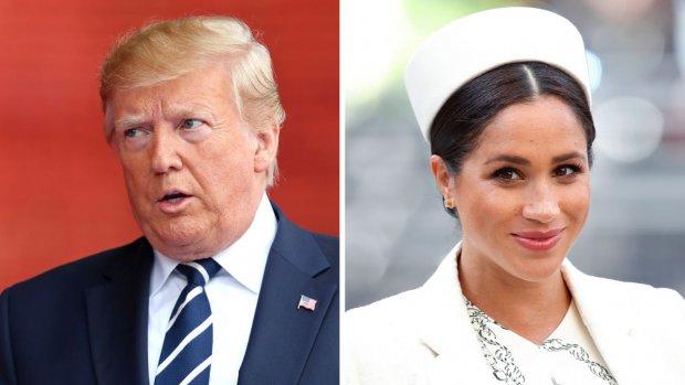 Donald Trump ontkent kwaad bloed met Britse royals