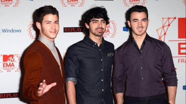 Jonas Brothers moeten afkicken van Game of Thrones
