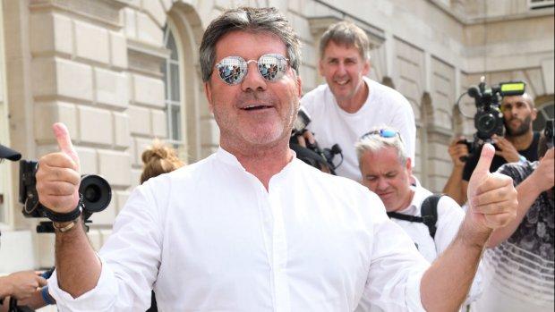 Is Simon Cowell de nieuwste Love Island UK-deelnemer?