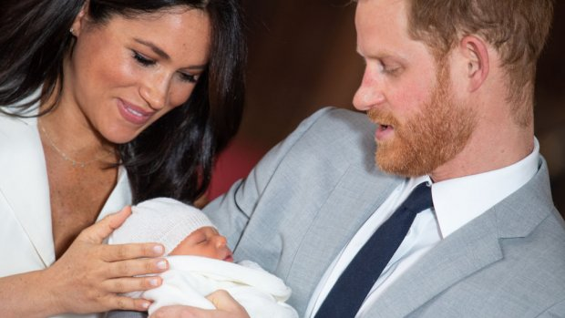 Alles wat we weten over royal baby Archie