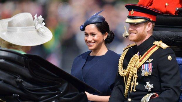 Privéfoto's Meghan Markle en prins Harry gehackt