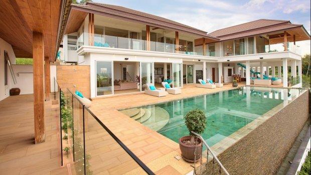 Wauw: Je kunt je zomer doorbrengen in de EOTB-villa