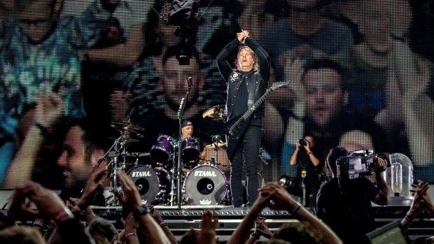 Metallica eert André Hazes met cover Bloed, Zweet en Tranen
