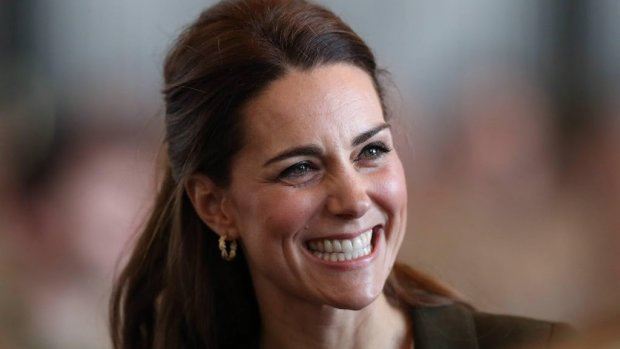 Kate Middleton te zien in Brits kinderprogramma