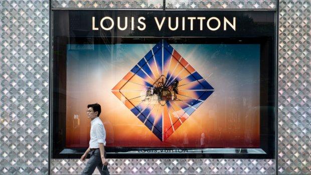 Louis Vuitton is meest waardevolle luxemerk ter wereld