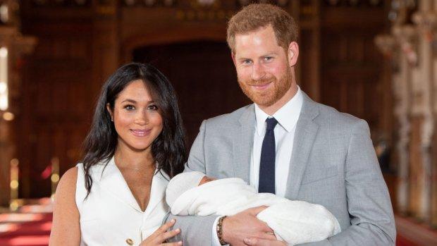 'Ruzie tussen William en Harry bijgelegd dankzij Archie'