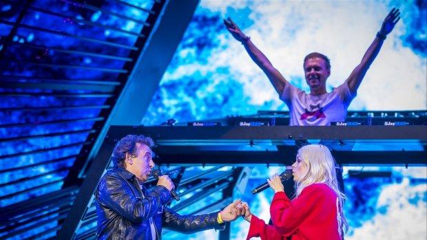 Armin scoort eerste nummer 1-hit Top 40