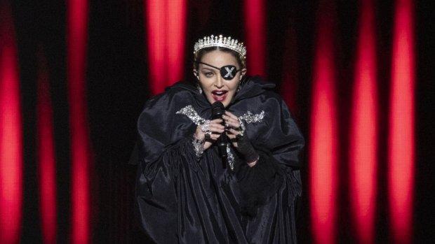 Madonna onder vuur vanwege 'arrogante houding'
