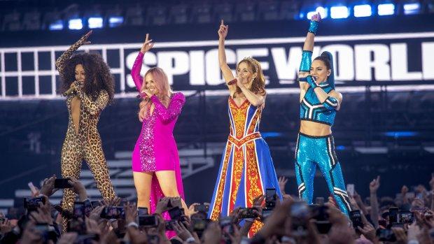 Geri Horner spijt van verlaten Spice Girls