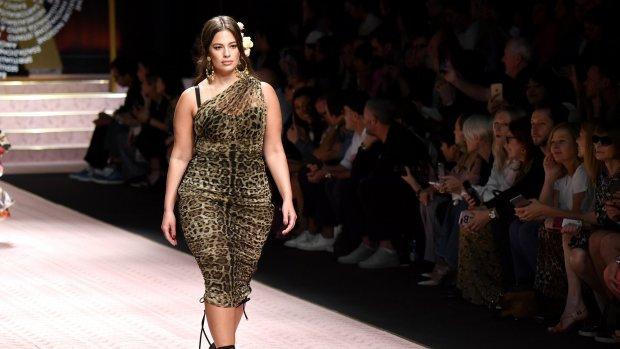 Dolce & Gabbana voegt grotere maten aan collecties toe