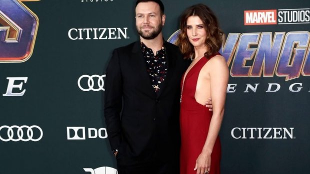 Cobie Smulders houdt huwelijk in stand door Marvel-spoilers