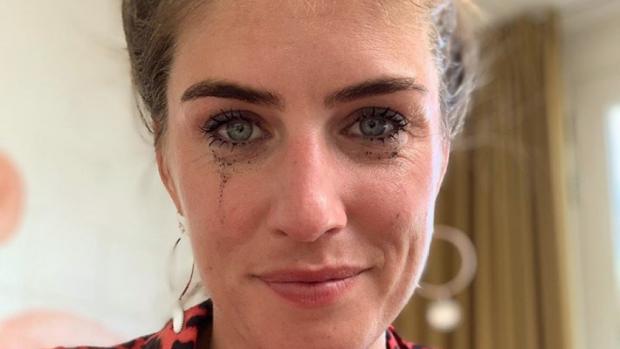 Marieke Elsinga toont haar tranen op Instagram