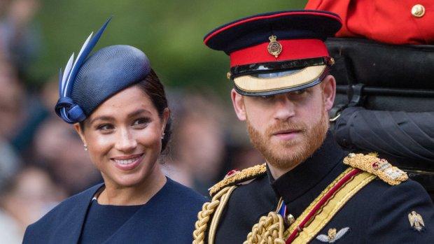 Harry en Meghan delen details over huwelijksdag