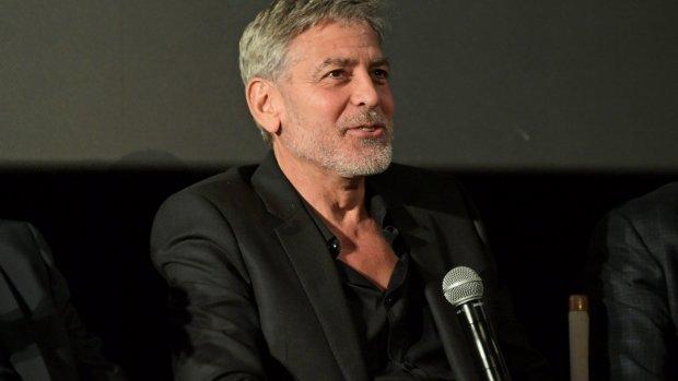 George Clooney slaat de handen ineen met Netflix