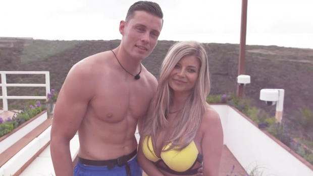 Komen Love Island-Matthy en Aleksandra weer samen?