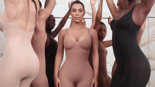 Kim Kardashian komt met onderbroekenlijn