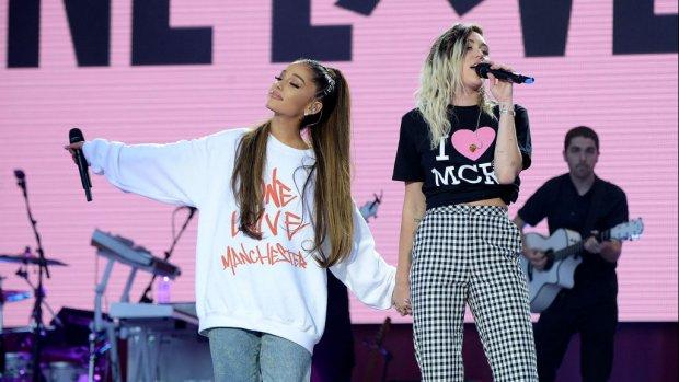 Charlie's Angels-film krijgt hulp van Miley, Ariana en Lana