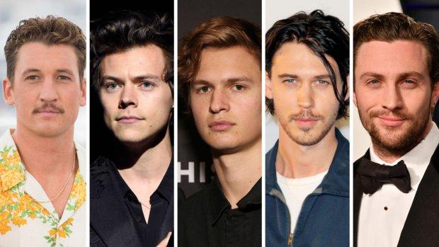 Deze mannen maken kans op rol Elvis Presley in nieuwe film