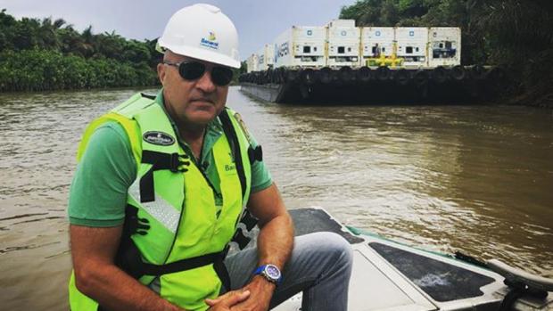 Prachtig: John van den Heuvel gaat los in Colombia