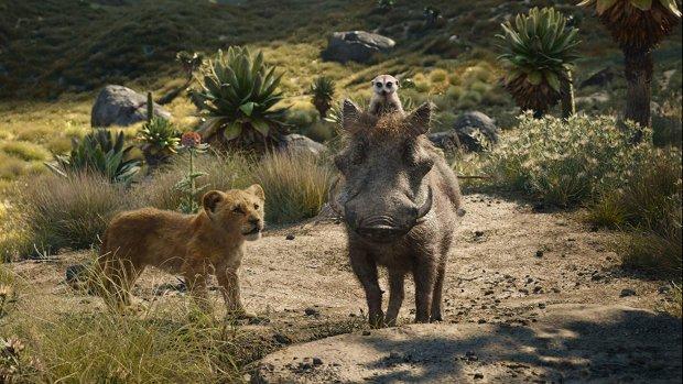 Hakuna Matata: Wéér nieuwe beelden van The Lion King
