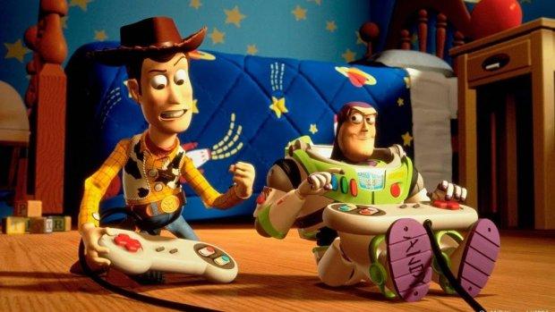 Disney heeft #MeToo-grap uit Toy Story 2 geschrapt