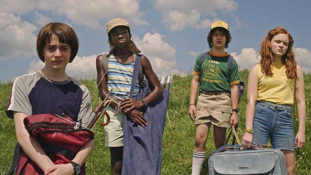 EIN-DE-LIJK: Stranger Things 3 staat op Netflix