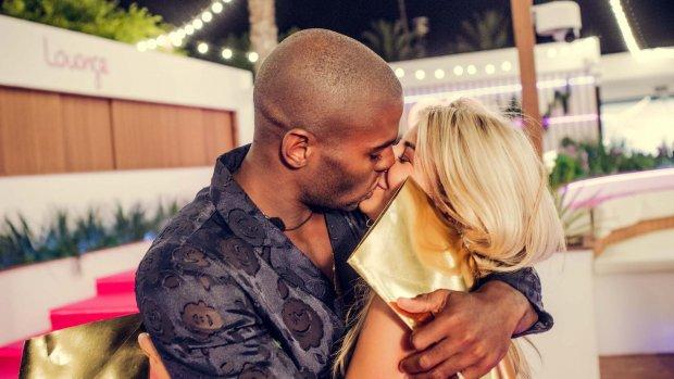 Denzel en Aleksandra winnen Love Island
