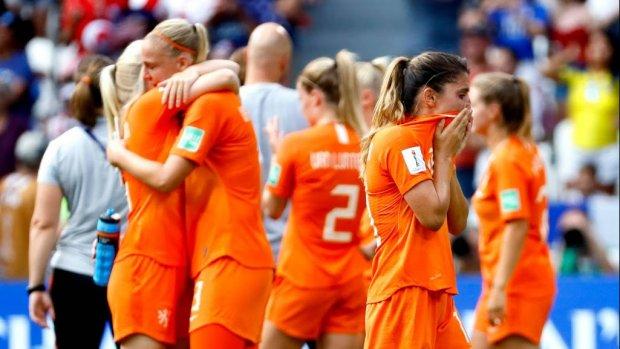 BN'ers trots op Oranje Leeuwinnen na verlies WK
