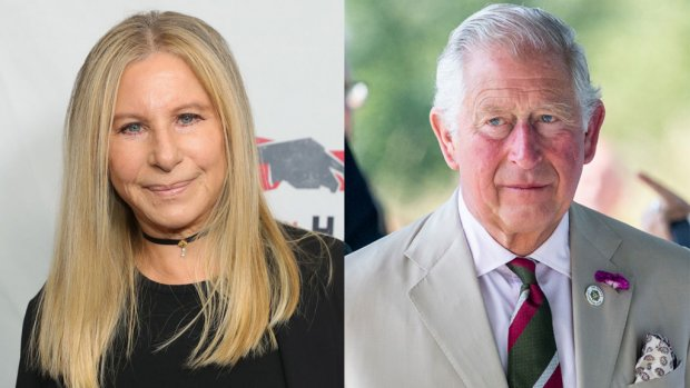 Barbra Streisand openhartig over affaire met prins Charles