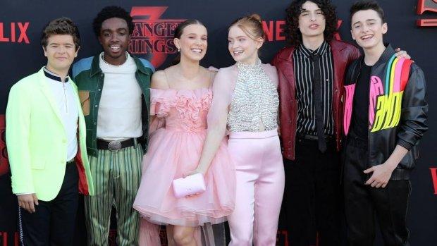 Derde seizoen Stranger Things breekt Netflix-record