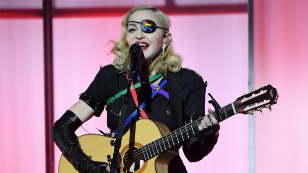 Madonna mag ondanks motie PVV wél naar songfestival