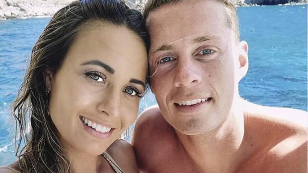 Eerste date Love Island-Matthy en Kelly is een feit