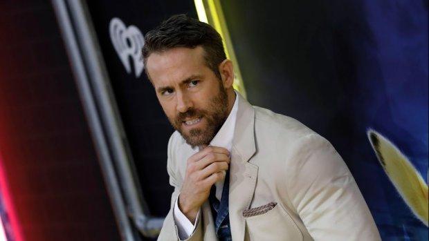 Ryan Reynolds en Netflix slaan handen ineen