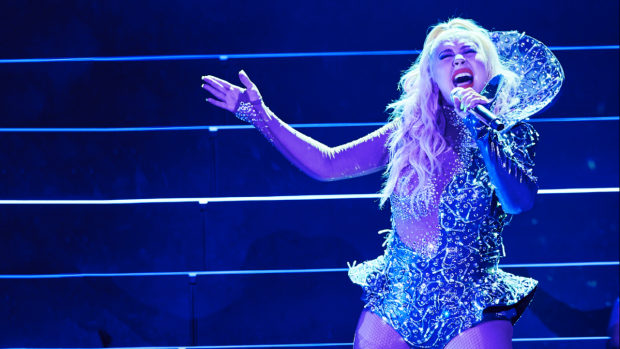 Christina Aguilera zet Ziggo Dome op zijn kop