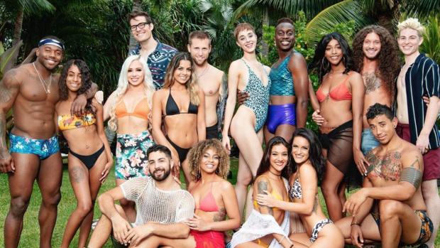 Nieuw seizoen Are You The One? in teken van biseksualitieit
