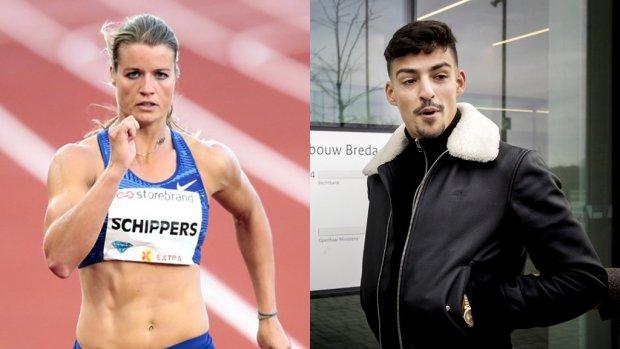 Boef en Dafne Schippers willen tegen elkaar racen