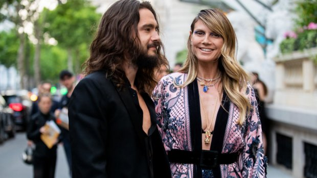 'Heidi Klum in geheim getrouwd met Tom Kaulitz'