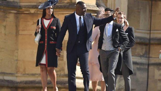 Meghan stuurde playlist naar Idris Elba