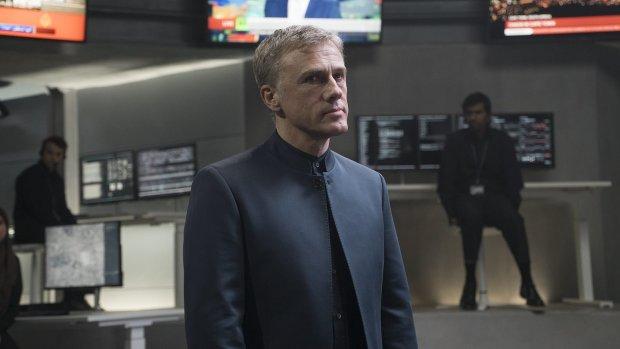 'Christoph Waltz keert terug als Bond-schruk'