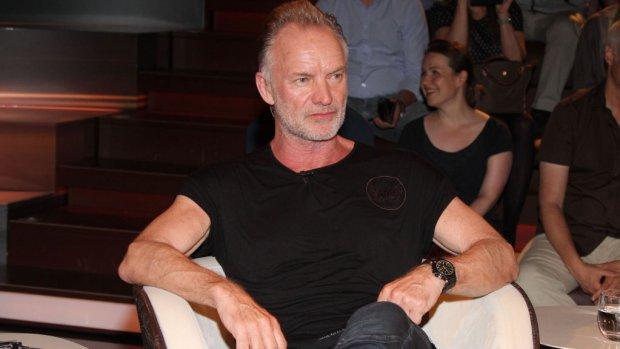 Sting zegt alsnog optreden Bospop af